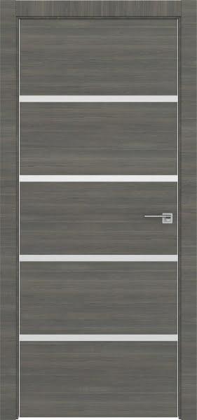 Межкомнатная дверь ZM044 (экошпон ольха, глухая)