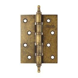 Петля дверная B4K-BR (универсальная врезная на подшипниках, цвет: состаренная бронза)