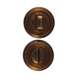 Завертка дверная BK03ACF (сантехническая, блестящий кофе)