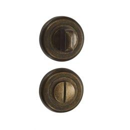 Завертка дверная BK03BR (сантехническая, состаренная бронза)