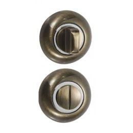 Завертка (фиксатор замка) BKQ (сантехническая, бронза)