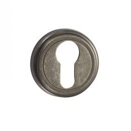 Накладка под цилиндр ET03AS (состаренное серебро)