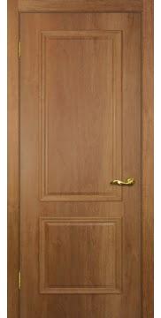 Межкомнатная дверь SK012 (экошпон «дуб джерси» / глухая) — 0001