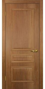 Межкомнатная дверь SK013 (экошпон «дуб джерси» / глухая) — 0011