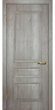 Межкомнатная дверь SK013 (экошпон «трюфель светлый» / глухая) — 0019