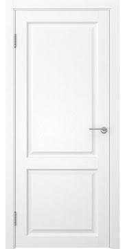 Межкомнатная дверь FK004 (экошпон «ясень белый» / глухая) — 0259