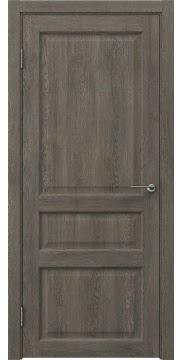 Дверь FK005 (экошпон серый дуб, глухая)