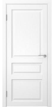 Межкомнатная дверь FK005 (экошпон «ясень белый» / глухая) — 0280