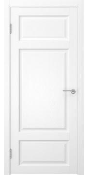 Межкомнатная дверь FK006 (экошпон «ясень белый» / глухая) — 0301
