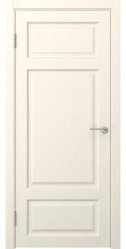 Межкомнатная дверь FK006 (экошпон «ваниль» / глухая) — 0295