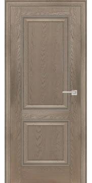 Межкомнатная дверь FK009 (экошпон «дуб английский бежевый» / глухая) — 0724