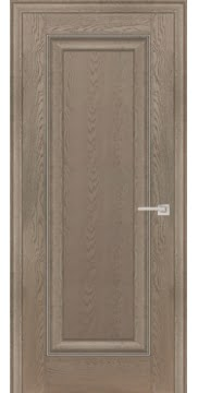 Межкомнатная дверь FK013 (экошпон «дуб английский бежевый» / глухая) — 0706