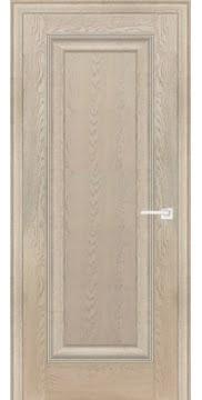 Межкомнатная дверь FK013 (экошпон «дуб английский кремовый» / глухая) — 0708