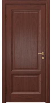 Межкомнатная дверь FK014 (шпон красное дерево / глухая) — 5147