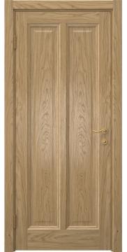 Межкомнатная дверь FK015 (натуральный шпон дуба / глухая) — 5154