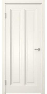Межкомнатная дверь, FK015 (эмаль слоновая кость, глухая)