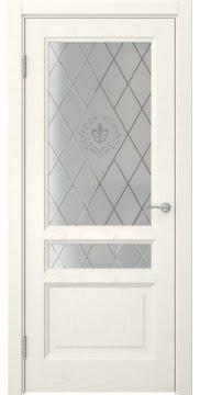 Ульяновская дверь, FK016 (шпон слоновая кость)