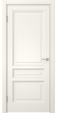 Межкомнатная дверь, FK016 (эмаль слоновая кость, глухая)