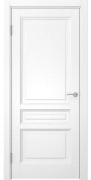 Межкомнатная дверь, FK016 (эмаль белая, глухая)