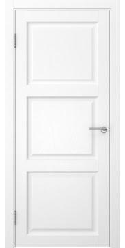 Межкомнатная дверь FK017 (экошпон «ясень белый» / глухая) — 0322