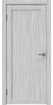 Межкомнатная дверь FK021 (экошпон «серый дуб FL», глухая) — 9010