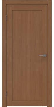 Межкомнатная дверь, FK021 (экошпон орех FL, глухая)