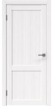 Межкомнатная дверь, FK022 (экошпон белый FL, глухая)
