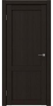 Межкомнатная дверь, FK022 (экошпон венге FL, глухая)