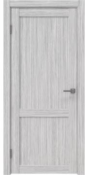 Межкомнатная дверь, FK022 (экошпон серый дуб FL, глухая)