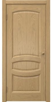 Межкомнатная дверь FK030 (натуральный шпон дуба / глухая) — 5852