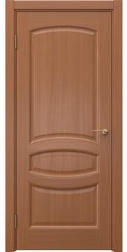 Межкомнатная дверь FK030 (шпон анегри / глухая) — 5843