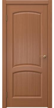 Межкомнатная дверь FK031 (шпон анегри / глухая) — 5866