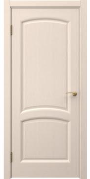 Межкомнатная дверь FK031 (шпон беленый дуб / глухая) — 5868