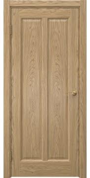 Межкомнатная дверь FK032 (натуральный шпон дуба / глухая) — 5970