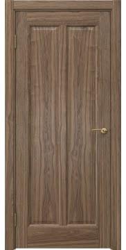 Межкомнатная дверь FK032 (шпон американский орех / глухая) — 5978
