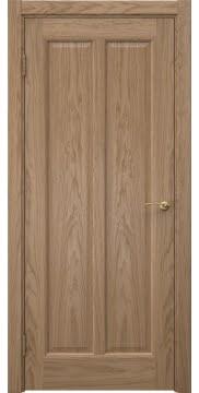 Межкомнатная дверь FK032 (шпон дуб светлый / глухая) — 5972