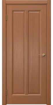 Межкомнатная дверь FK032 (шпон анегри / глухая) — 5962