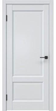 Дверь FK037 (экошпон серый (под эмаль), глухая)