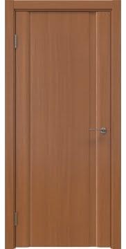 Межкомнатная дверь, GM015 (шпон анегри, глухая)
