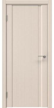 Межкомнатная дверь GM015 (шпон беленый дуб, глухая) — 5561