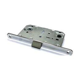 Защелка дверная P96CP (сантехническая пластиковая, хром)