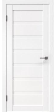 Межкомнатная дверь RM002 (экошпон белый / глухая) — 0029