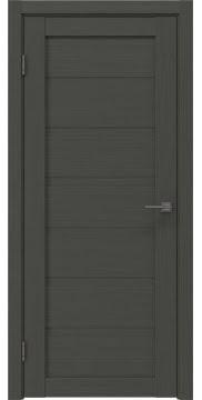 Межкомнатная дверь, RM002 (экошпон грей, глухая)