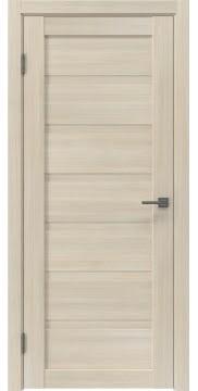 Межкомнатная дверь, RM002 (экошпон капучино, глухая)