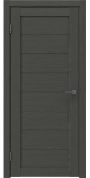 Межкомнатная дверь, RM003 (экошпон грей, глухая)