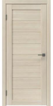Межкомнатная дверь, RM003 (экошпон капучино, глухая)
