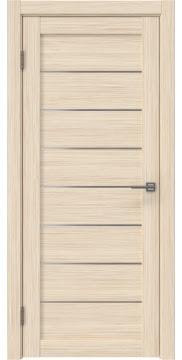 Межкомнатная дверь RM003 (экошпон «беленый дуб FL», матовое стекло) — 9079