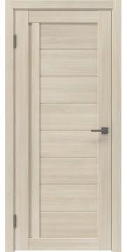 Межкомнатная дверь RM004 (экошпон капучино, глухая)