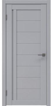 Межкомнатная дверь RM004 (экошпон серый / глухая) — 0780