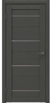 Межкомнатная дверь, RM005 (экошпон грей, глухая)